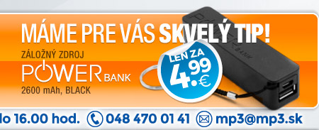 PowerBank za 4,99 �? Bez probl�mov!