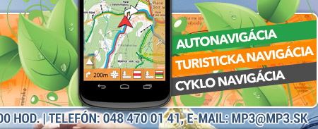 V�dy do cie�a - SmartMaps