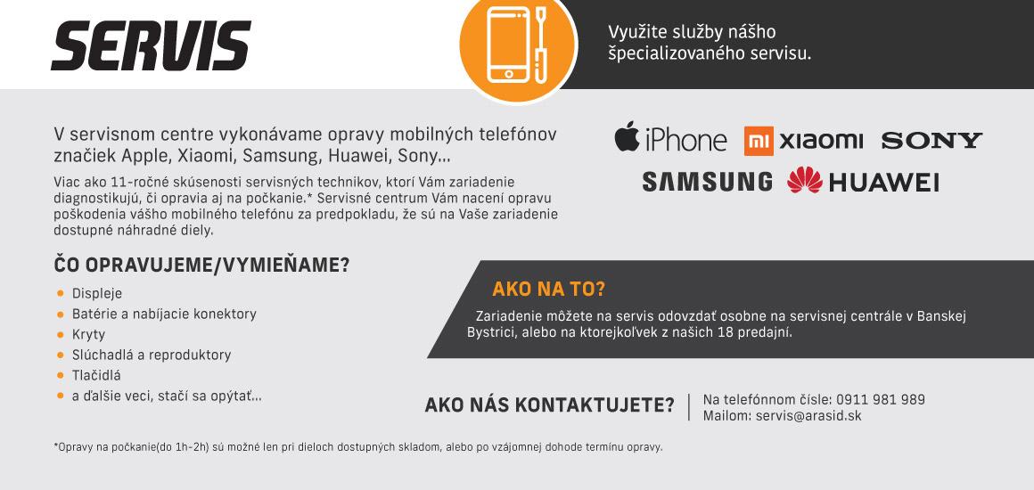Mobiln� starostlivos� - banner