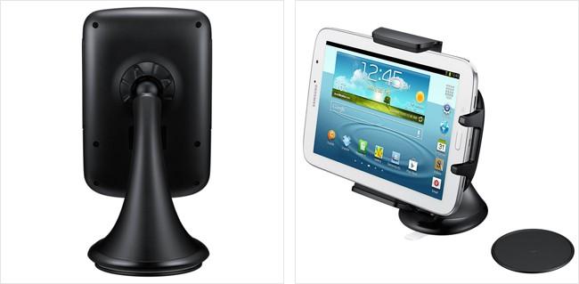 Držiak do auta (na čelné sklo) univerzálny Samsung EE-V100TA pre Váš tablet