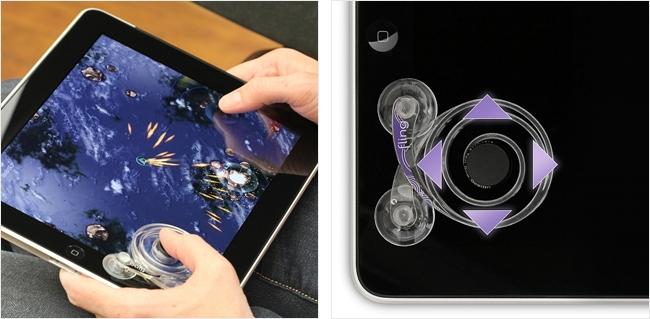 Herní ovladač Canyon (na dotykový displej) pro Váš tablet