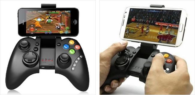 GamePad BestControl Bluetooth pre Váš smartfón