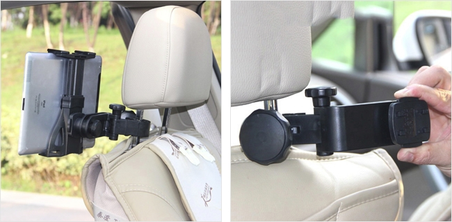 Držák do auta (uchycení na opěrku hlavy) BestHolder