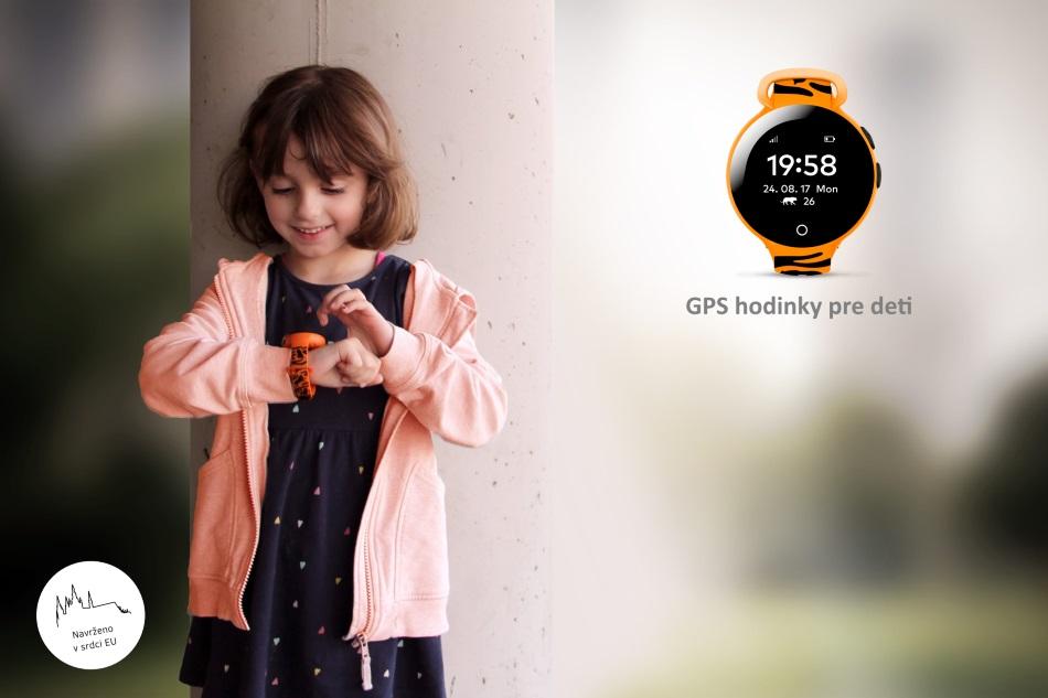 Aiko Watch One R10 - GPS hodinky pre deti- 964e57d827c