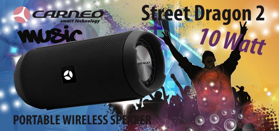 Carneo StreetDragon 2