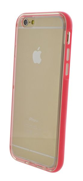 4-OK FLASH BUMPER PARA IPHONE 6 ROSE GOLD