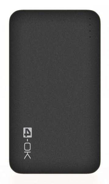 4-OK POCKET SLIM 4.0 - 4000 MAH - BLACK