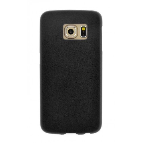 4-OK SECOND SKIN FOR SAMSUNG GALAXY S6 EDGE COLOR BLACK