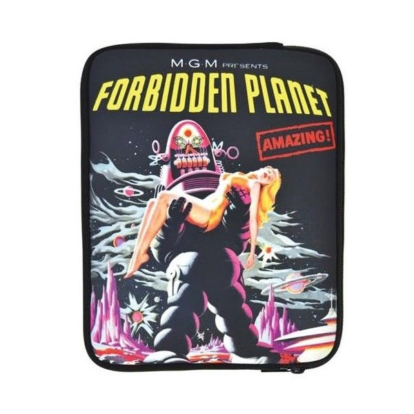 "4-OK Vintage Tablet Sleeve do 10"", Forbidden Planet"