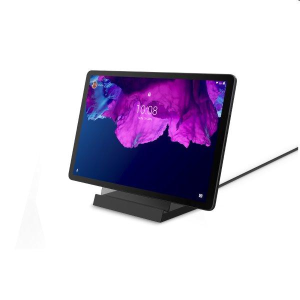 Lenovo Tab P11, 6/128GB, slate grey + nabíjacia stanica (ZA7X0014CZ)