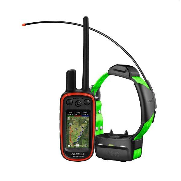 Garmin GPS obojok Alpha 100 + TT15 + SK/EU TOPO