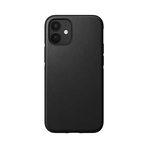 Odolné púzdro Nomad pre iPhone 12 mini, čierne NM21E10R00