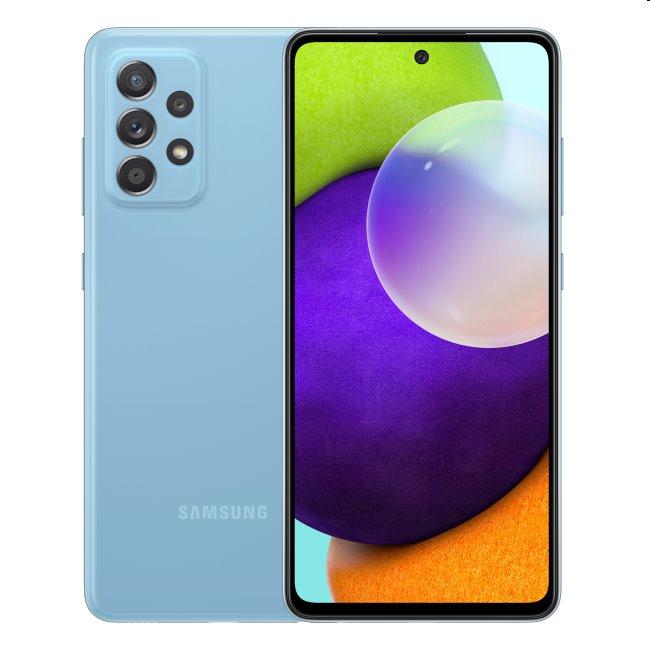 Samsung Galaxy A52 - A525F, 6/128GB | Blue - nový tovar, neotvorené balenie