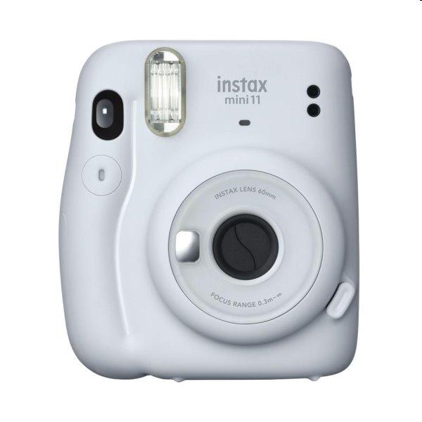 Fotoaparát Fujifilm Instax Mini 11, biely