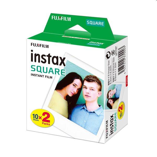 Fotopapier pre Fujifilm Instax Square, 20 Ks