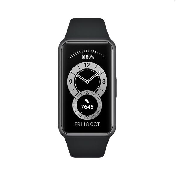 Huawei Band 6, graphite black