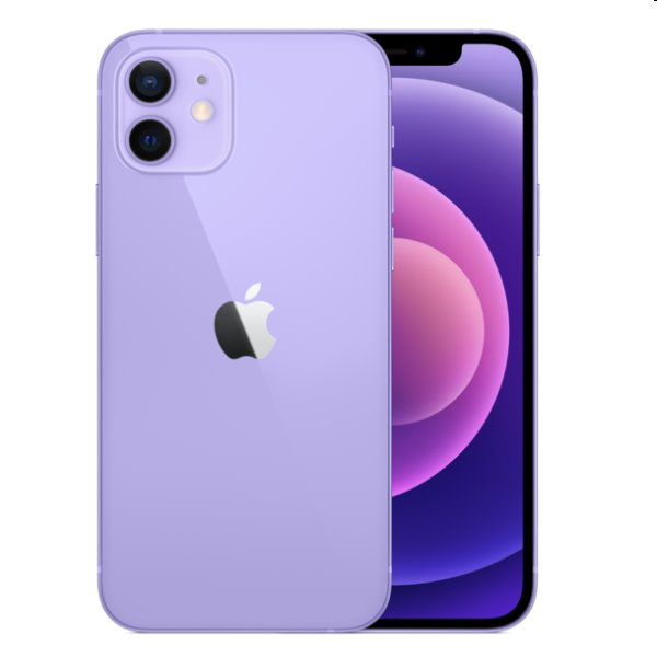 iPhone 12 256GB, purple