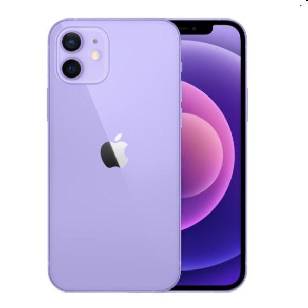 iPhone 12 mini 128GB, purple