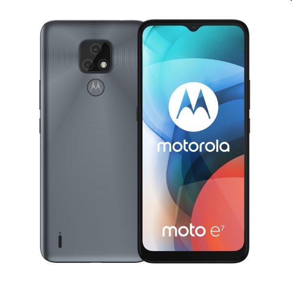 Motorola Moto E7, 2/32GB, mineral grey