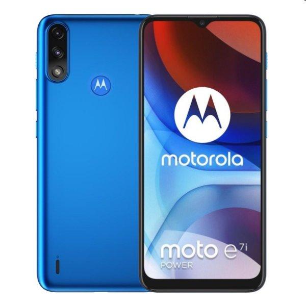 Motorola Moto E7i Power, 2/32GB, aqua blue