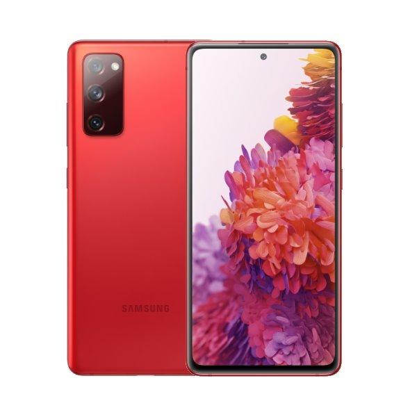 Samsung Galaxy S20 FE - G780G, 6/128GB, cloud red