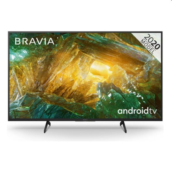 "Sony KD-43XH8096BAEP 4K HDR TV 43"""