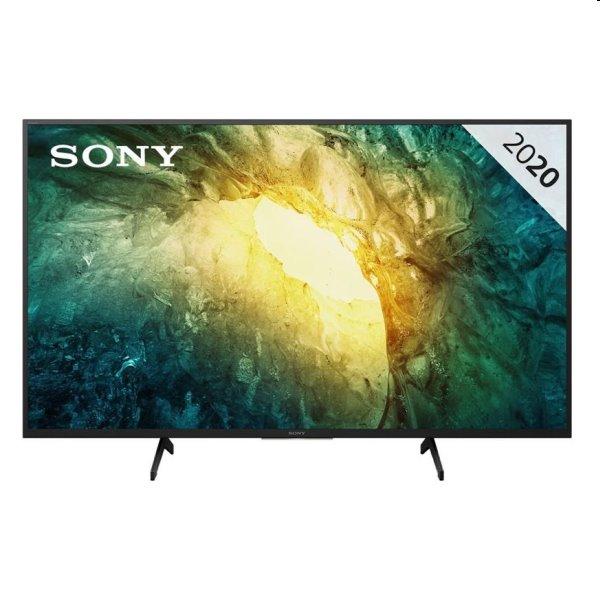 "Sony KD-49XH8096BAEP 4K HDR TV 49"""