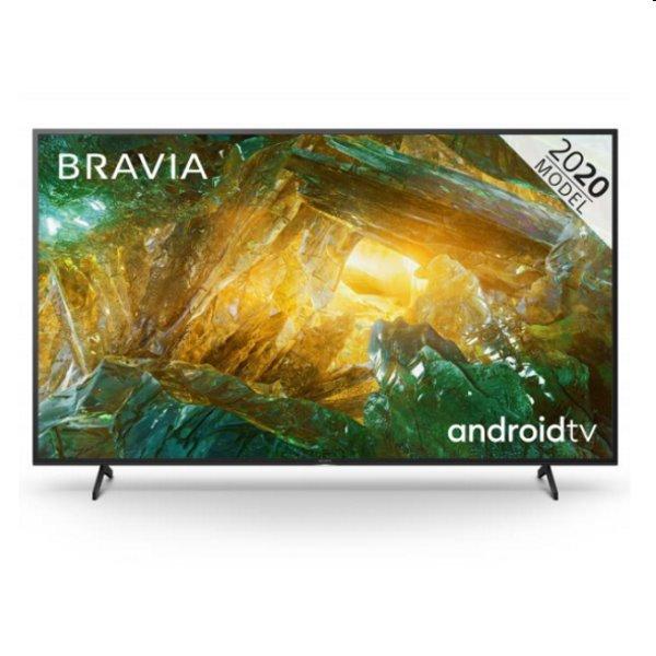 "Sony KE-55XH8096BAEP 4K HDR TV 55"""