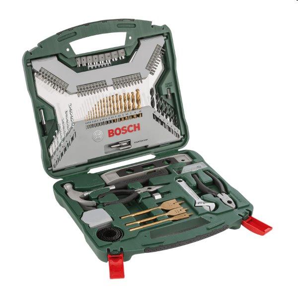 Bosch 103 dielna sada vrtákov a bitov X-line Titanium 2607019331
