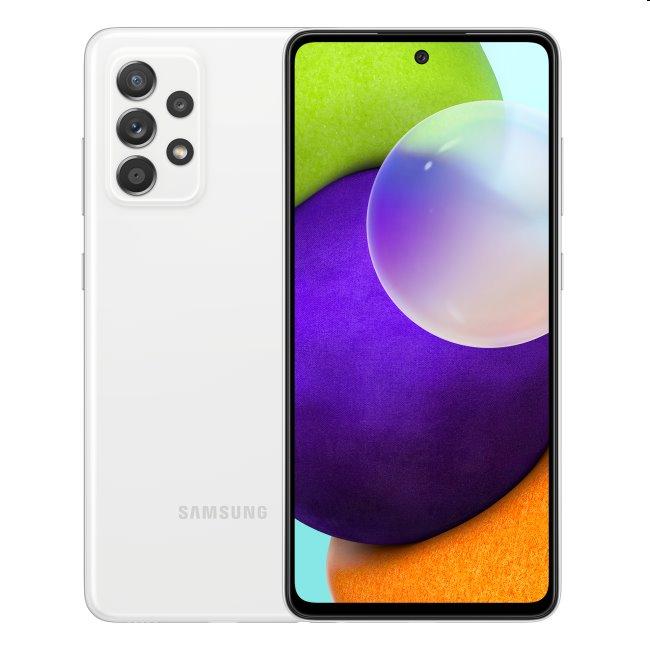 Samsung Galaxy A52 5G - A526B, 6/128GB, White   nový tovar, neotvorené balenie