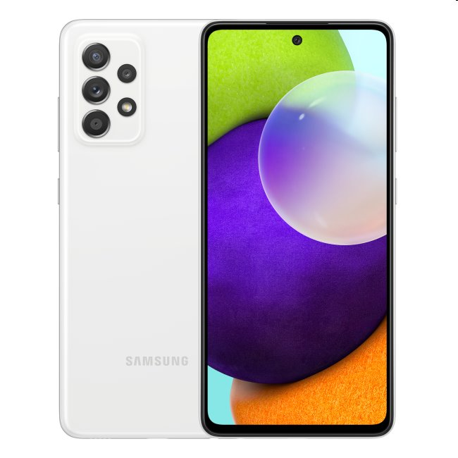 Samsung Galaxy A52 5G - A526B, 6/128GB, White   rozbalené balenie