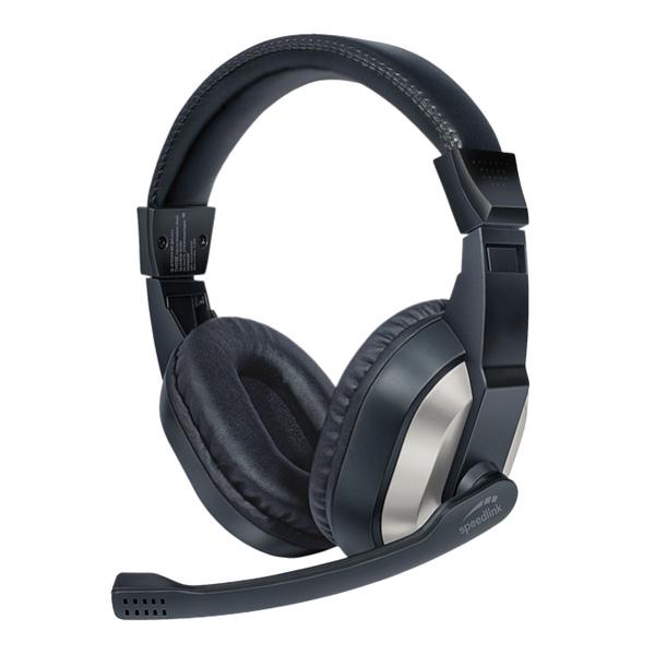 Speedlink Thebe Stereo Headset, black