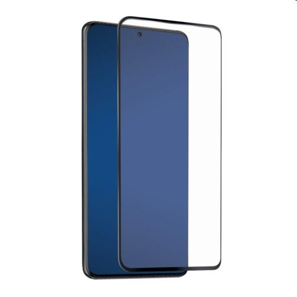 Tvrdené sklo SBS Full Cover pre Samsung Galaxy S20 FE - G780G, čierne