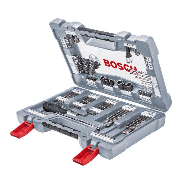 Bosch 105 dielna sada vrtákov a skrutkovacích hrotov Premium X-Line 2608P00236