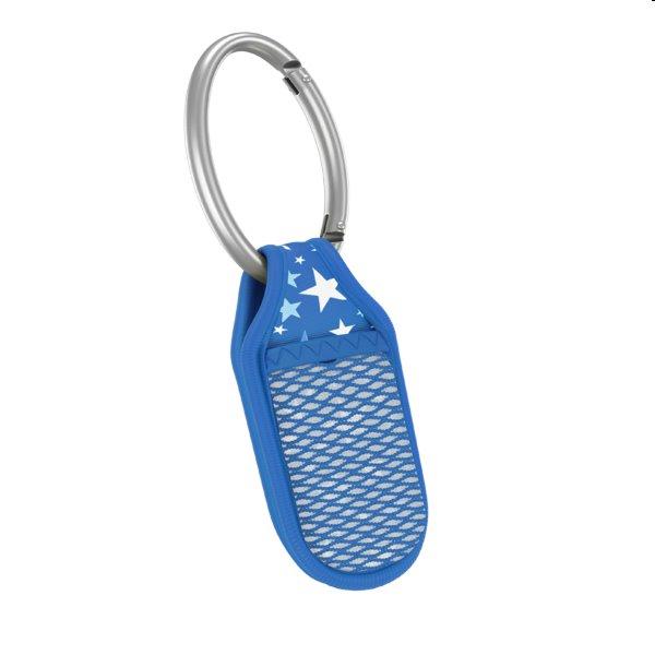 Náramok pre dospelých Parakito Klip, blue stars