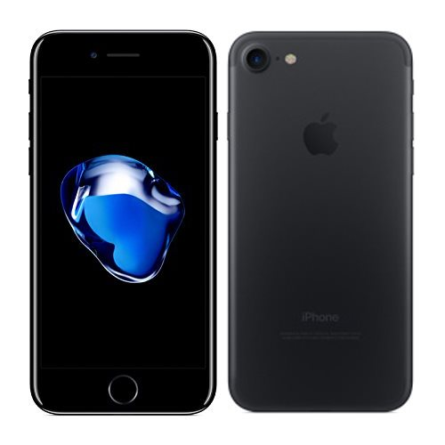 Apple iPhone 7, 128GB | Black, Trieda B - použité s DPH, záruka 12 mesiacov