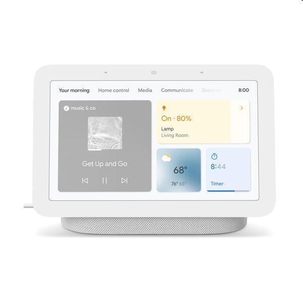 Google Nest Hub 2, chalk