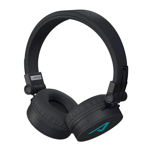 LAMAX Blaze2, Bluetooth slúchadlá, čierne