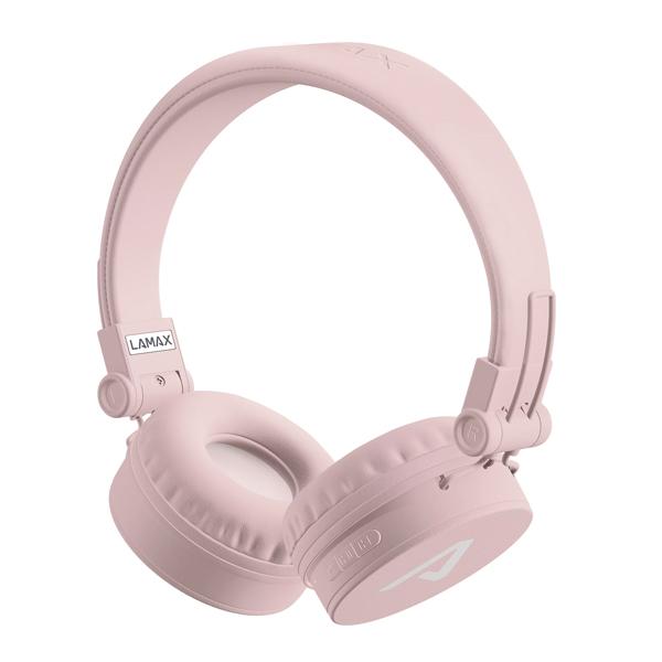 LAMAX Blaze2, Bluetooth slúchadlá, ružové