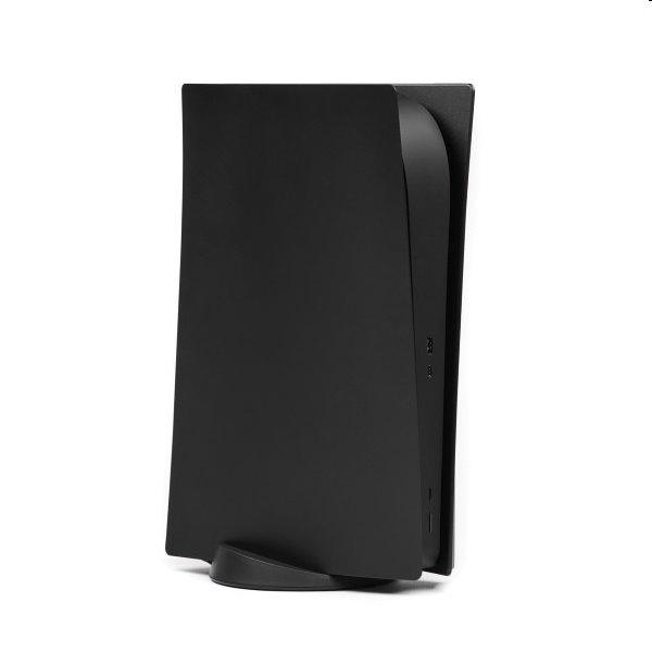 Náhradný kryt pre Playstation 5 s mechanikou, čierny