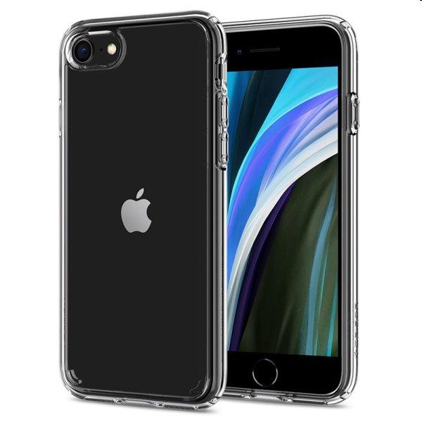 Puzdro Spigen Crystal Hybrid pre Apple iPhone SE/8/7, clear ACS00885