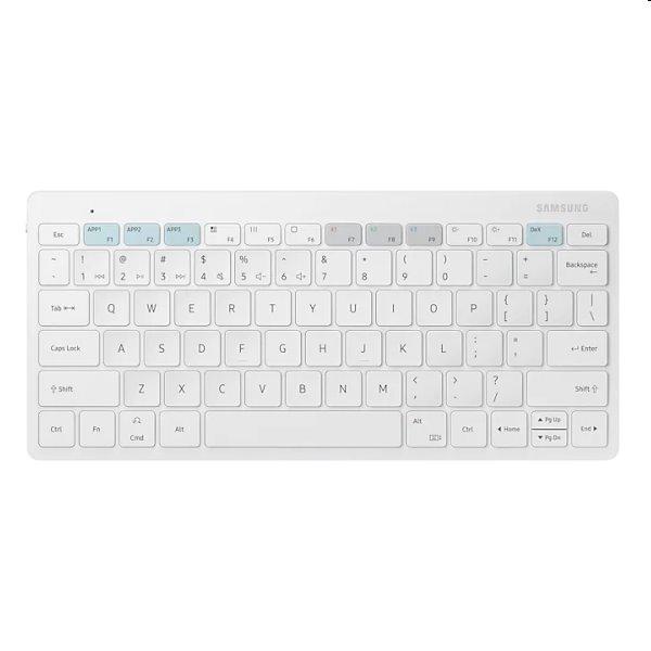Samsung smart bluetooth klávesnica Trio 500, white