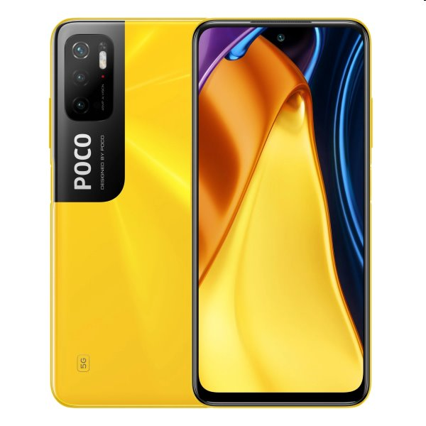 Poco M3 Pro 5G, 4/64GB, poco yellow