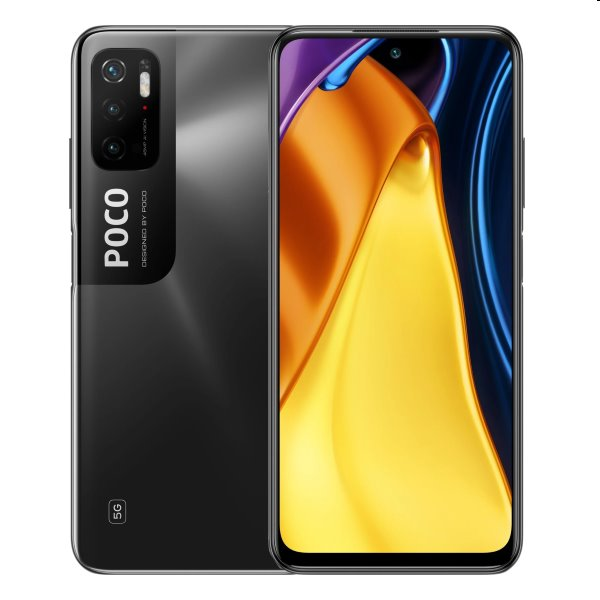 Poco M3 Pro 5G, 6/128GB, power black