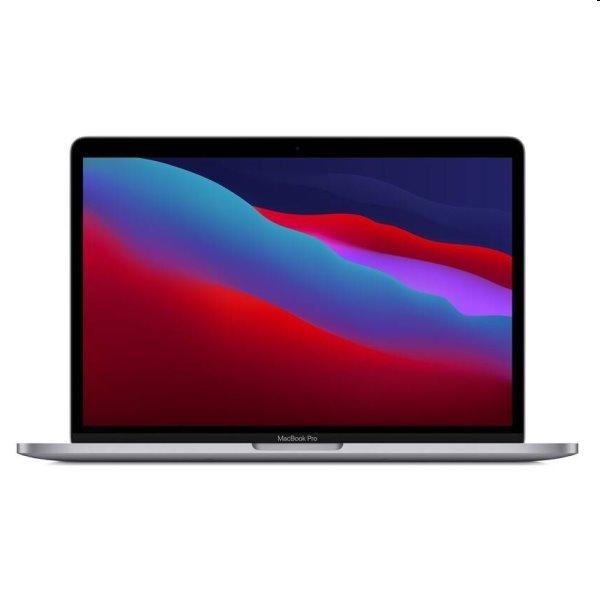 """MacBook Pro 13"""" Apple M1 8-core CPU 8-core GPU 16GB 256GB, space gray SK (2020)"""