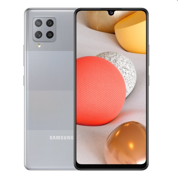 Samsung Galaxy A42 5G - A426B, 4/128GB, grey   nový tovar, neotvorené balenie