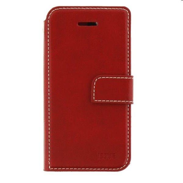 Molan Cano knižkové puzdro pre Motorola Edge 20, červené 57983105386