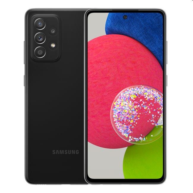 Samsung Galaxy A52s 5G, 6/128GB, awesome black