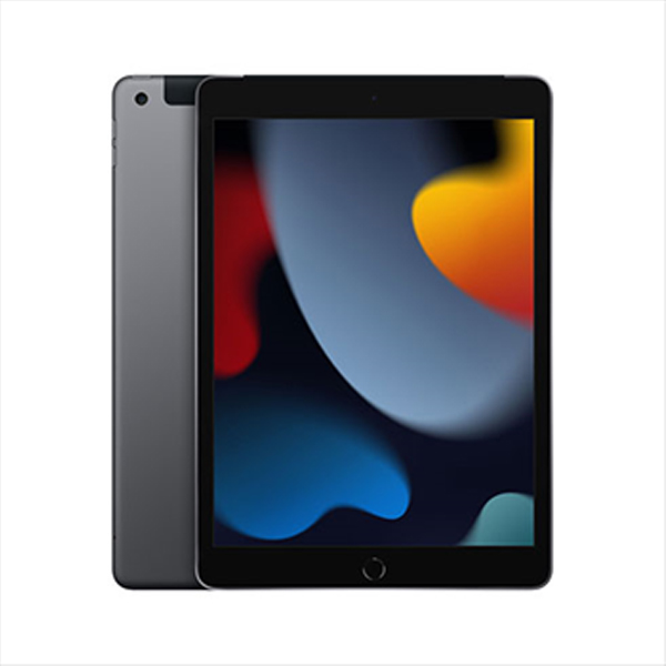 "Apple iPad 10.2"" (2021) Wi-Fi + Cellular 256GB, space gray"
