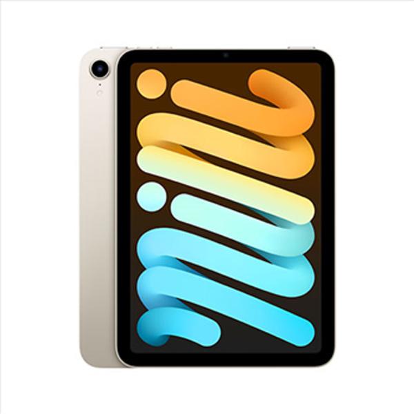 Apple iPad mini (2021) Wi-Fi 256GB, starlight